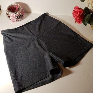 Victoria Secret Gray High Waist Shorts